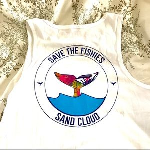 LIMITED EDITION Ambassador Save The Fishies Tank